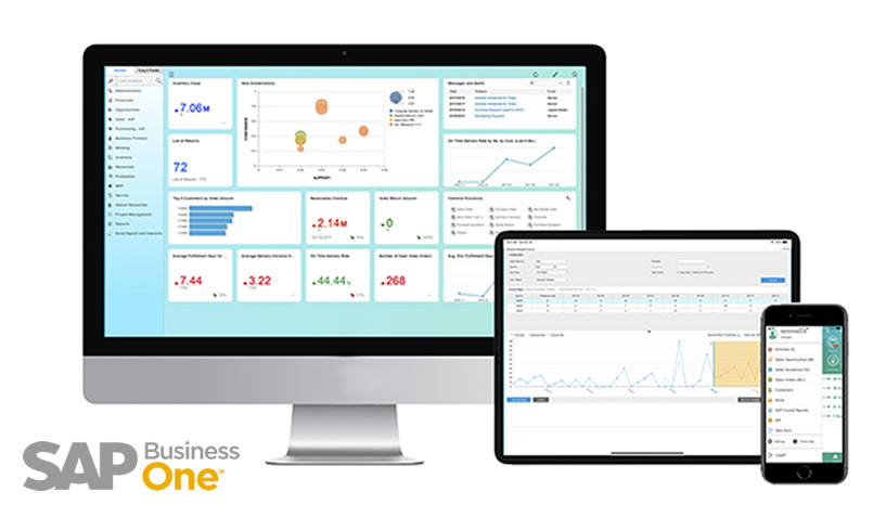 SAP Business One. Software de gestión empresarial