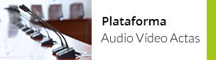audio video actas