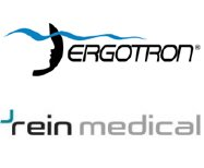 logo ergotron, logo rein medical