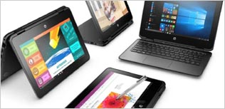 Dispositivos HP X360 11EE