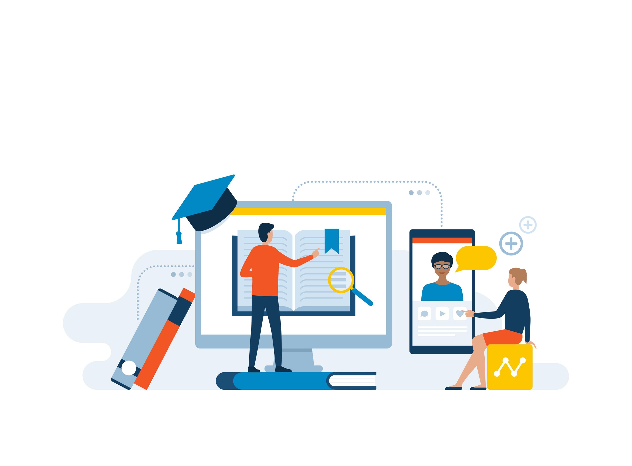 Inscríbete gratuitamente a los webinars de Google Educación