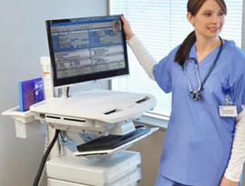 Carros médicos y Puntos de atención al paciente